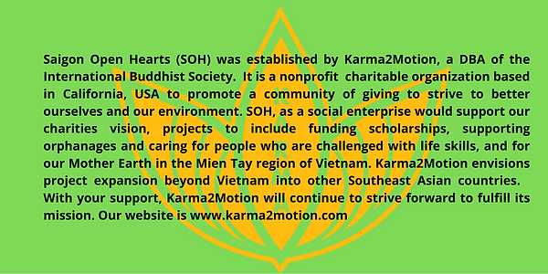 Saigon Open Hearts (SOH) was established