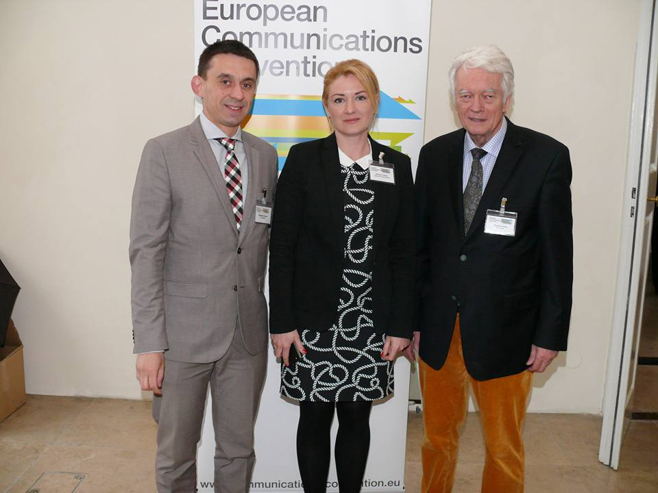 International PR conference in Munich, 2017