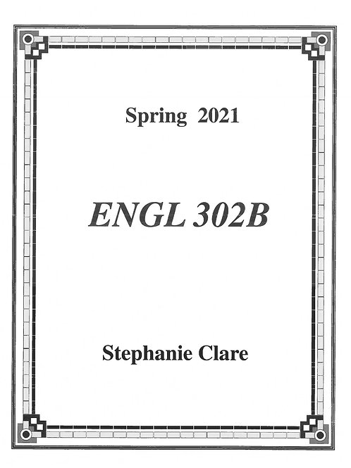 ENGL 302B
