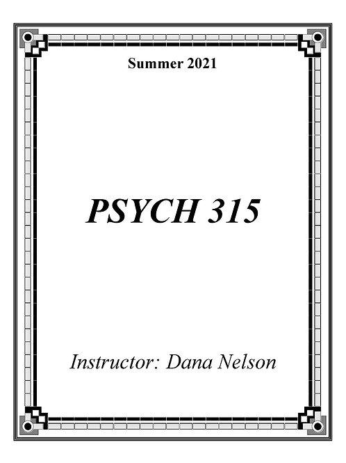 PSYCH 315 (PDF)
