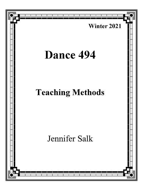 Dance 494