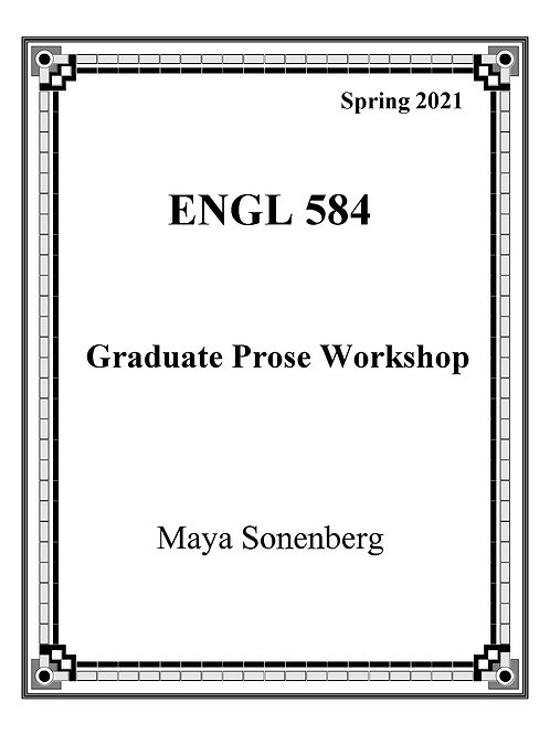 ENGL 584