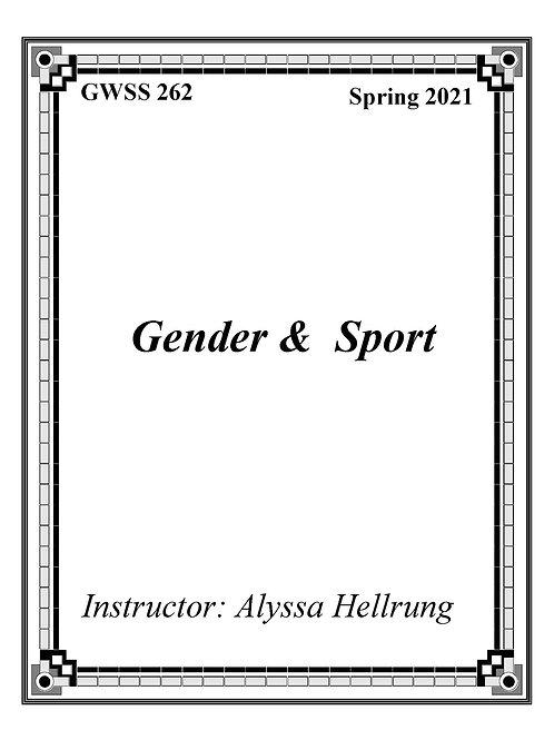 GWSS 262 PDF