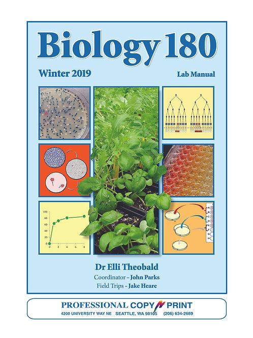 Sample of Biology 180 (PDF)