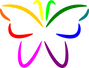 logo butterfly_rainbow_wht.png