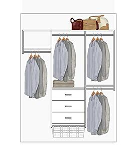 Easy fit wardrobes wardrobe doors solutioingenieria Images