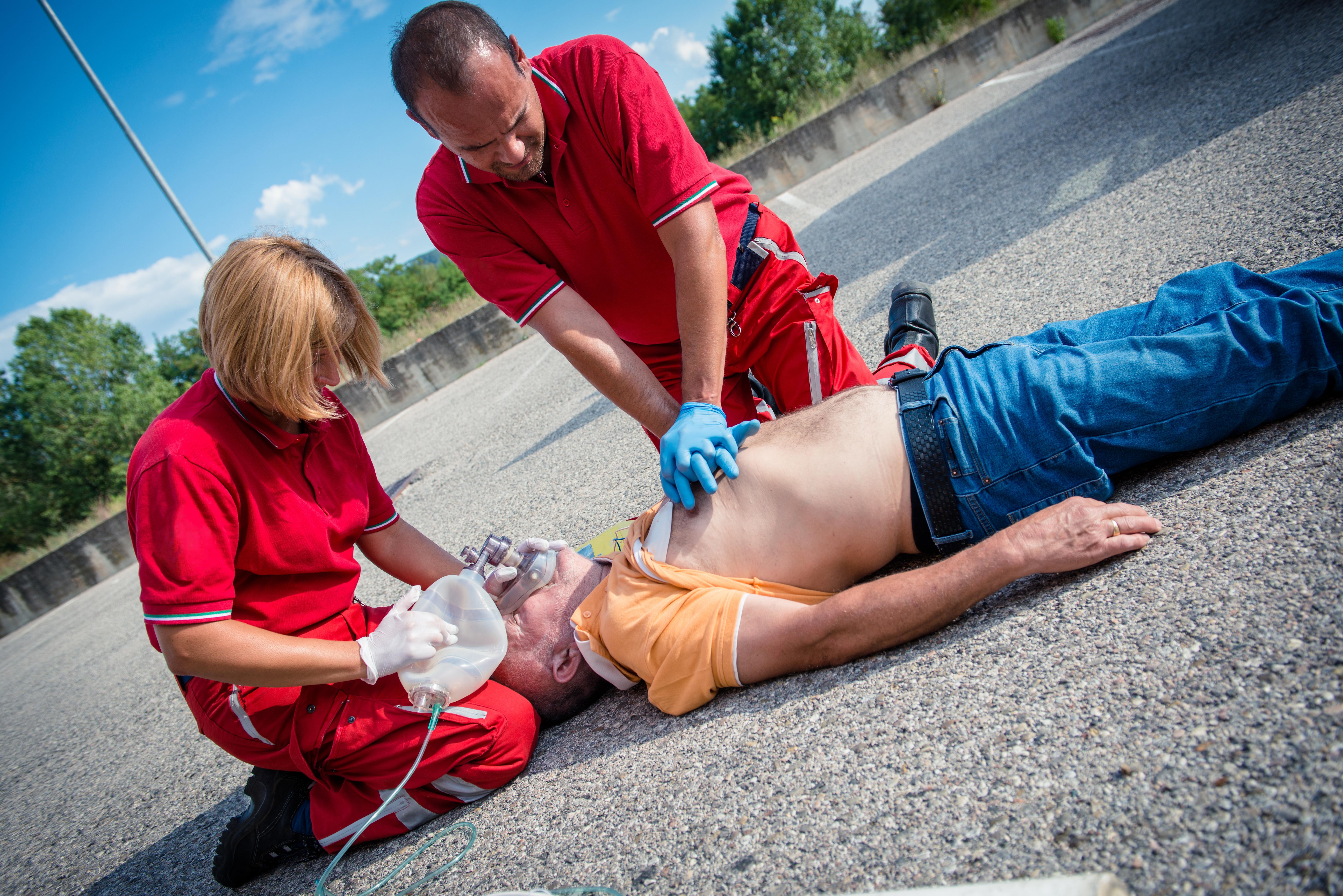 HLTAID007 Provide advanced resuscitation