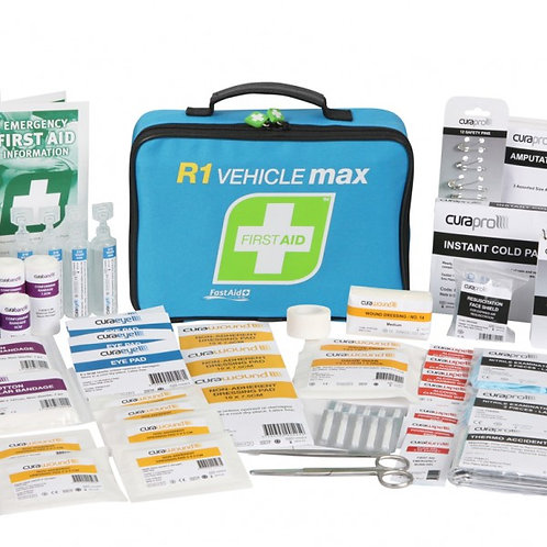 First Aid Kit Softpack – Vehicle Max Kit
