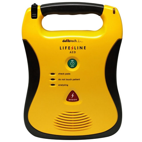 Defibtech AED Defibrillator Semi-Auto with 7yr Battery