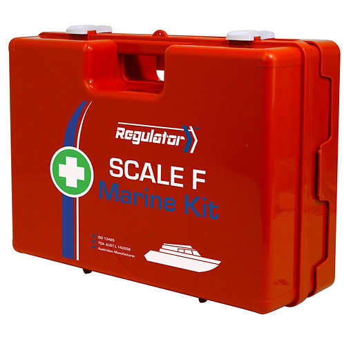 Marine First Aid Kit - Scale F