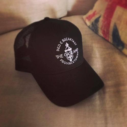 Logo Snapback Trucker Hat