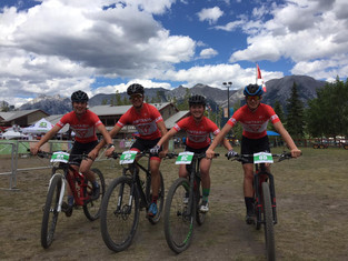 Two KMS Cyclists appointed to Canadian National Junior Cycling Teams