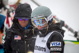 Hannah Soar balances US Ski Team, World Cup competition, and 12th grade academics with brilliance an