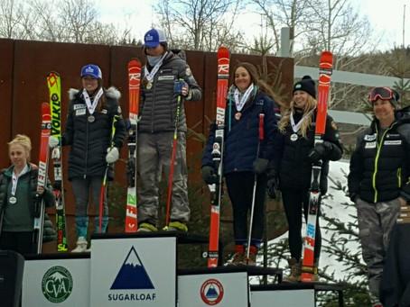 Ava Mattsson steps onto podium at Junior Nationals