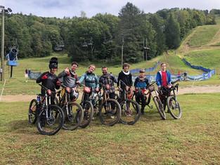 KMS's new Gravity Mountain Bike program off to a roaring start