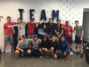 KMS Cyclist Josh Chu attends cycling camp at Olympic Training Center