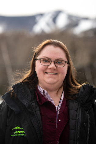 Faculty of the Month - Courtney O'Keefe