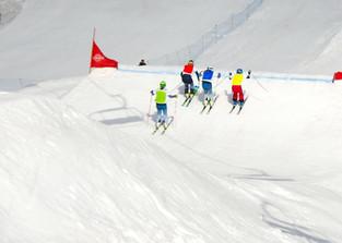 Hayden and Latt travel to Italy for SkiCross World Championships