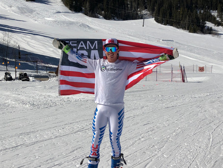 KMS alum named to U.S. Paralympic team