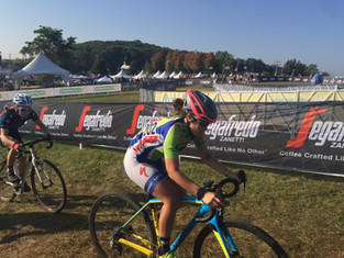 KMS Cycling tackles the midwestern heat at CXraces