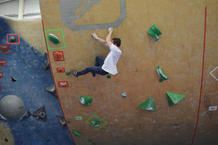Sam Hayden heading to Rock Climbing Nationals