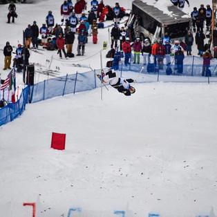Alex Lewis named to 2019-2020 U.S. Freestyle Ski Team