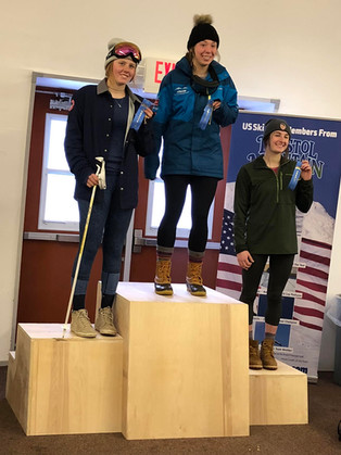 KMS Freestyle earns multiple medals at Bristol Mountain