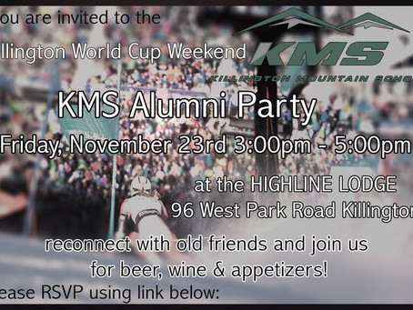 KMS Alumni World Cup Weekend Party