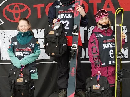 KMS Freeski shines at multiple events
