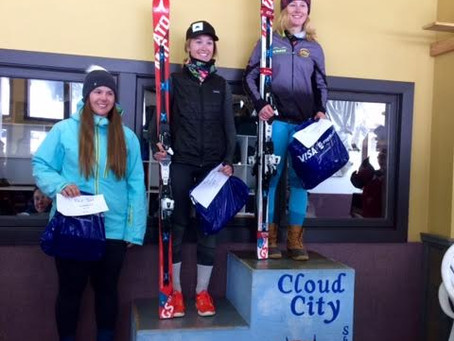 Snowboard and SkiCross athletes make a lasting impression at multiple events
