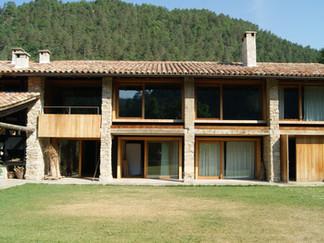 Restauració de cases antigues.