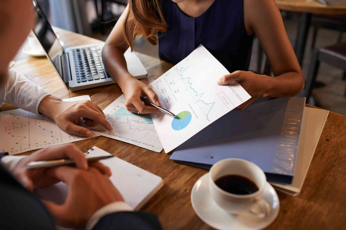 Does your client really need to see that model or chart?
