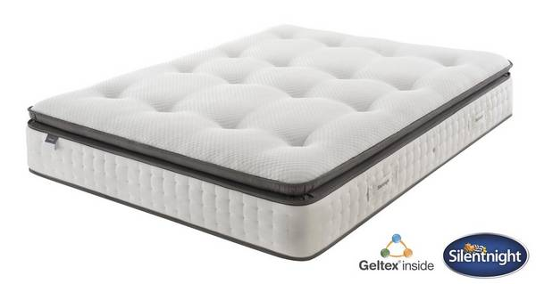 Geltex Silentnight Mattress