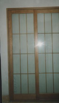 раздвижная дверь межкомнатная стекло