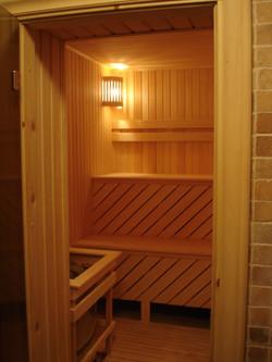 отделка помещений бани под ключ