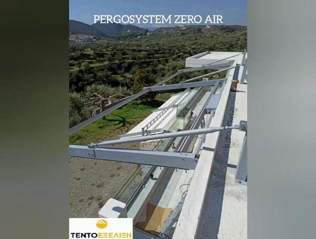 Pergosystem Zero Air