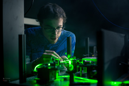 Laser research at RMIT