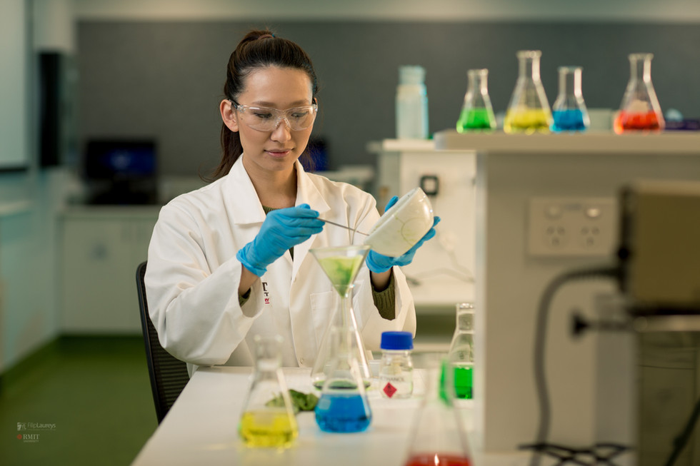 Chemistry at RMIT