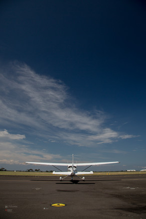 Flight Training at RMIT Point Cook