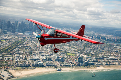 Pilot Training at RMIT Point Cook