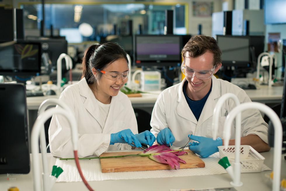 Biology at RMIT