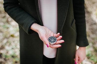 Novaturier kompas