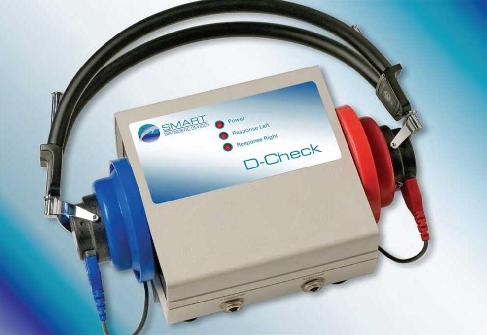 D-Check Bio-Acoustic Simulator