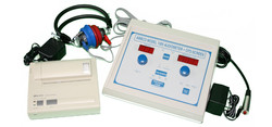 Ambco 1000+P Audiometer with Printer