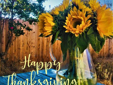 Happy Thanksgiving from MEDI