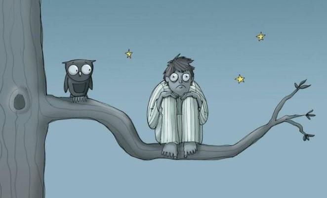 ¿Sabías que el insomnio encoge   y envenena nuestro cerebro? - Primera Parte -