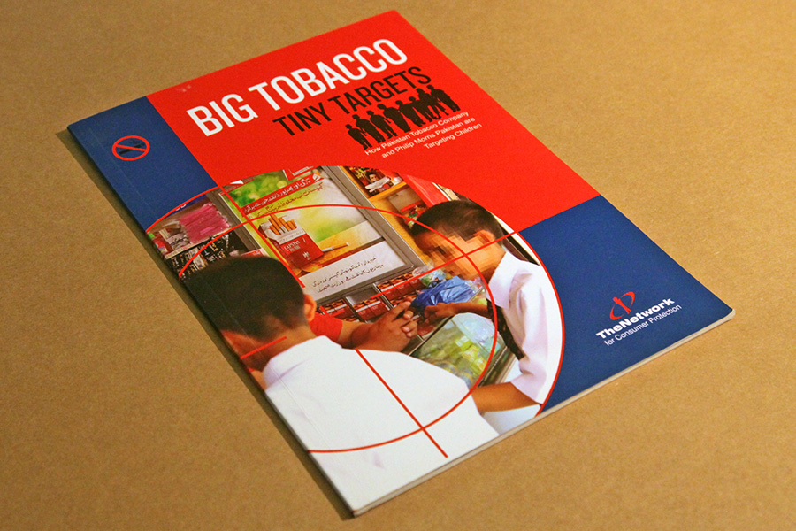 ANTI-TOBACCO CAMPAIGN REPORT