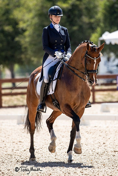 Kim McGrath, Dressage Trainer