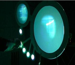 Gesture bsed interactive film experience prototype testing