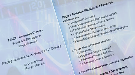 Research Proposal for the Future Media Converence Institute, Beijing, China by Dr Keith Bound